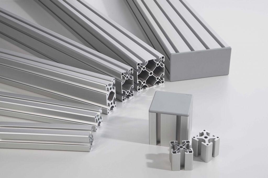 Profile industriale de aluminiu